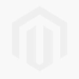 23cm Silver Poinsettia & Baubles Candle Ring